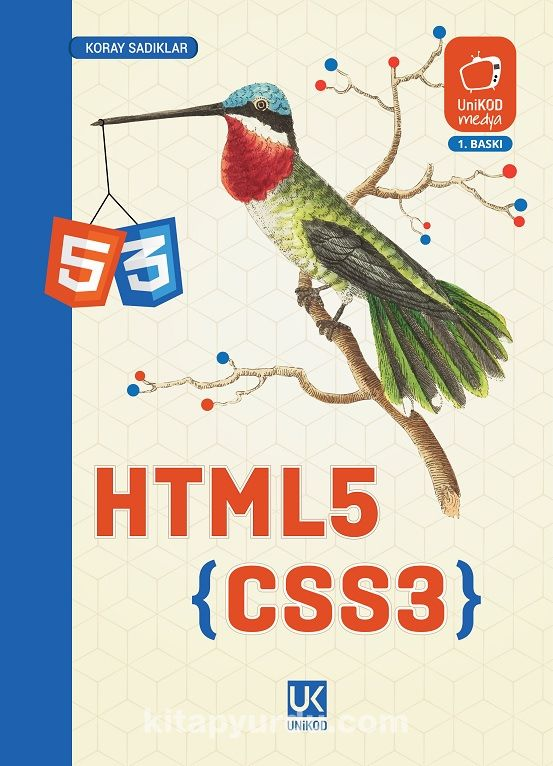 HTML 5 CSS 3 - Koray Sadıklar pdf epub