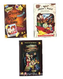 Disney - Esrarengiz Kasaba Macera Serisi (3 Kitap) - Jeffrey Rowe pdf epub