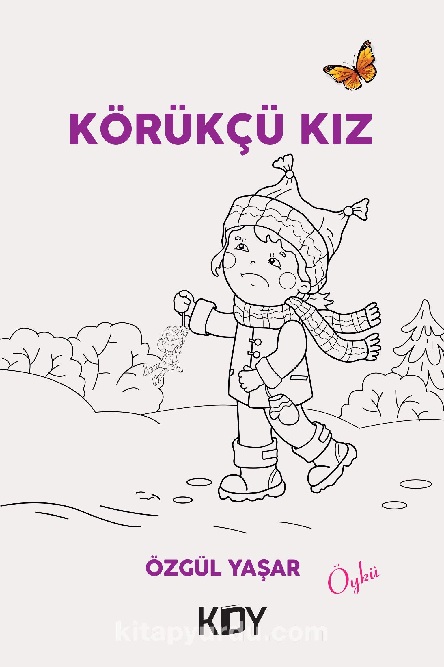 Körükçü Kız - Özgül Yaşar pdf epub