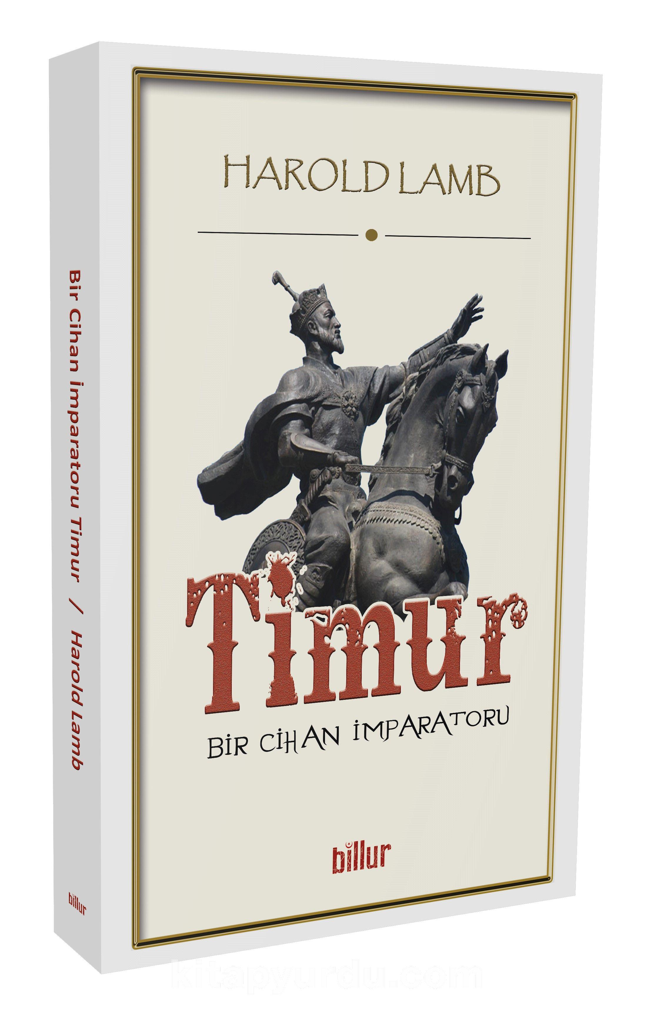Timur - Harold Lamb pdf epub