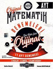 AYT Orijinal Matematik 11'li Denemeleri