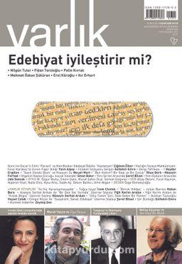 Varlık Aylık Edebiyat ve Kültür Dergisi Nisan 2020