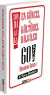 2020 KPSS En Güncel ve Kültürel Bilgiler 60 Deneme Sınavı