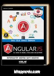 AngularJS ile Web ve Mobil Uygulama Geliştirme & Oku,İzle,Dinle,Öğren!
