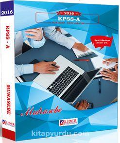 2016 KPSS A Muhasebe Konu Anlatımı (KPSS-A MUH-111) - Kollektif pdf epub