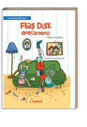 Can ile Zortan'ın Maceraları-1 / Flaş Disk Operasyonu