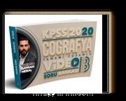 2020 KPSS Coğrafya Tamamı Çözümlü Video Soru Bankası