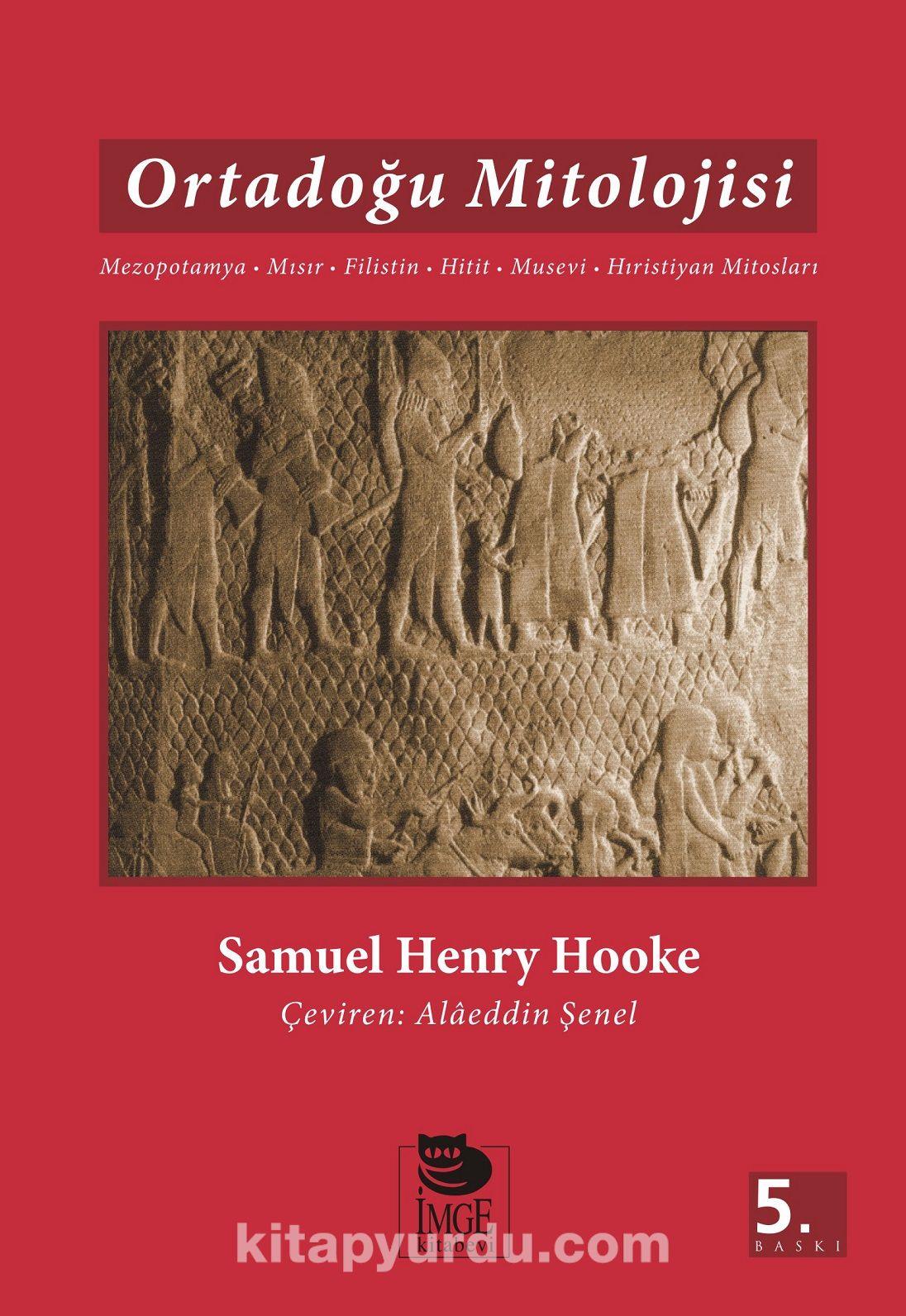 Ortadoğu Mitolojisi - Samuel Henry Hooke pdf epub