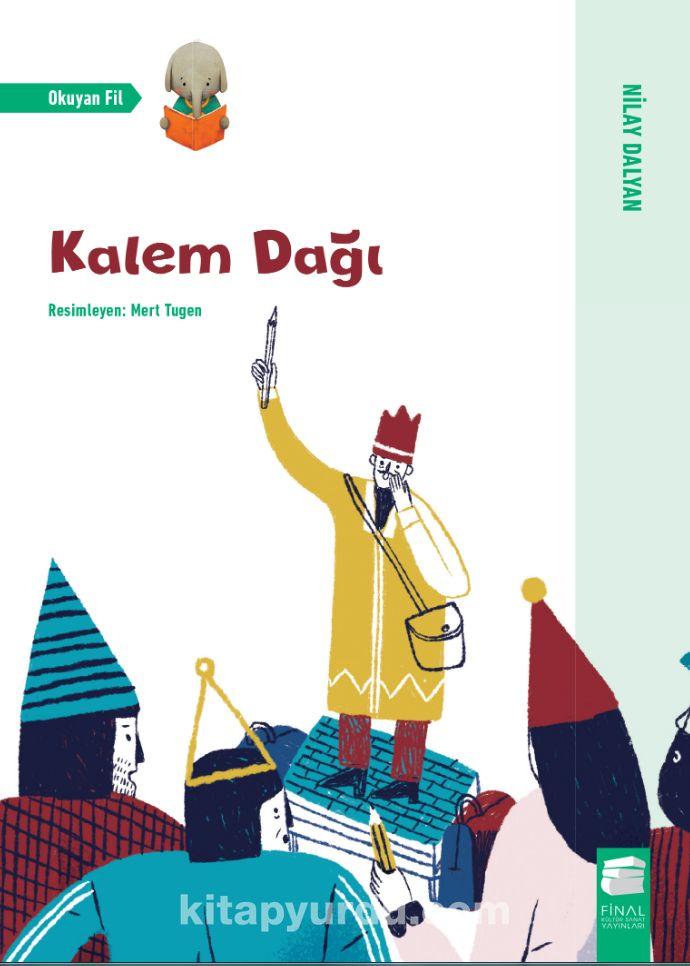 Kalem Dağı - Nilay Dalyan pdf epub