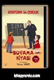 Atatürk ile Çocuk Boyama Kitabı