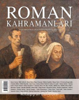 Roman Kahramanları Üç Aylık Edebiyat Dergisi Sayı:42 Nisan-Mayıs-Haziran 2020
