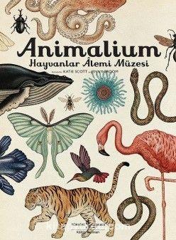 Animalium / Hayvanlar Alemi Müzesi -  pdf epub