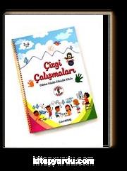 Çizgi Çalışmaları / Dikkat Odaklı Etkinlik Kitabı