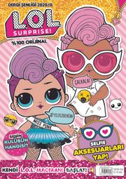 Dergi Şenliği - Lol Surprise 2020-02