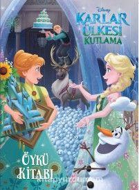Disney Karlar Ülkesi Kutlama Öykü Kitabı - Kollektif pdf epub