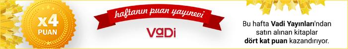 Vadi Yayınları'ndan 4 kat Ekstra Puan Kampanyası