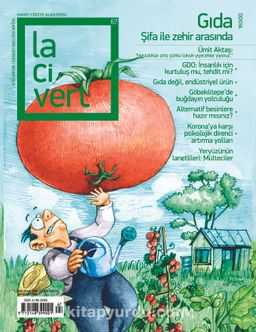 Lacivert Yaşam Kültürü Dergisi Sayı: 67 Nisan 2020