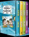 Kafadan Kontaklar Serisi Kutulu Set (4 Kitap) (Karton Kapak)