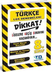 8. Sınıf Türkçe LGS Denemeleri