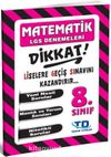 8. Sınıf Matematik LGS Denemeleri