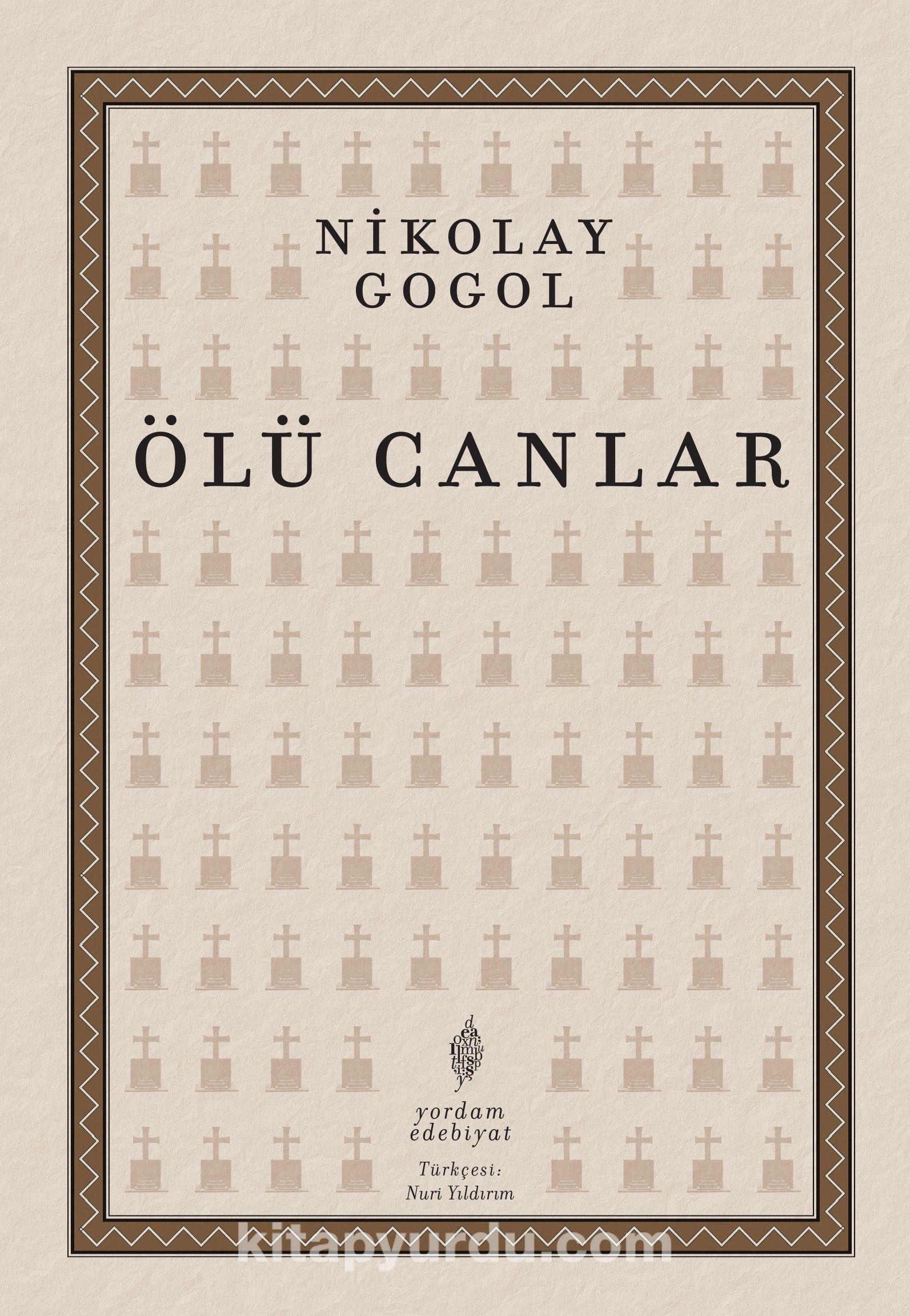 Ölü Canlar - Nikolay Vasilievich Gogol pdf epub