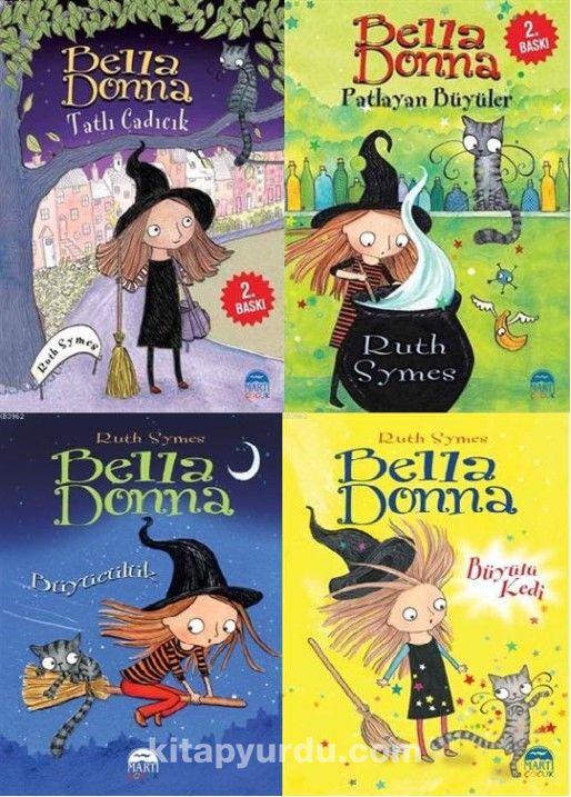 Bella Donna Seti (4 Kitap) - Ruth Symes pdf epub