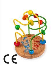 Montessori Ahşap Zeka Oyunları / w-Baby Beads
