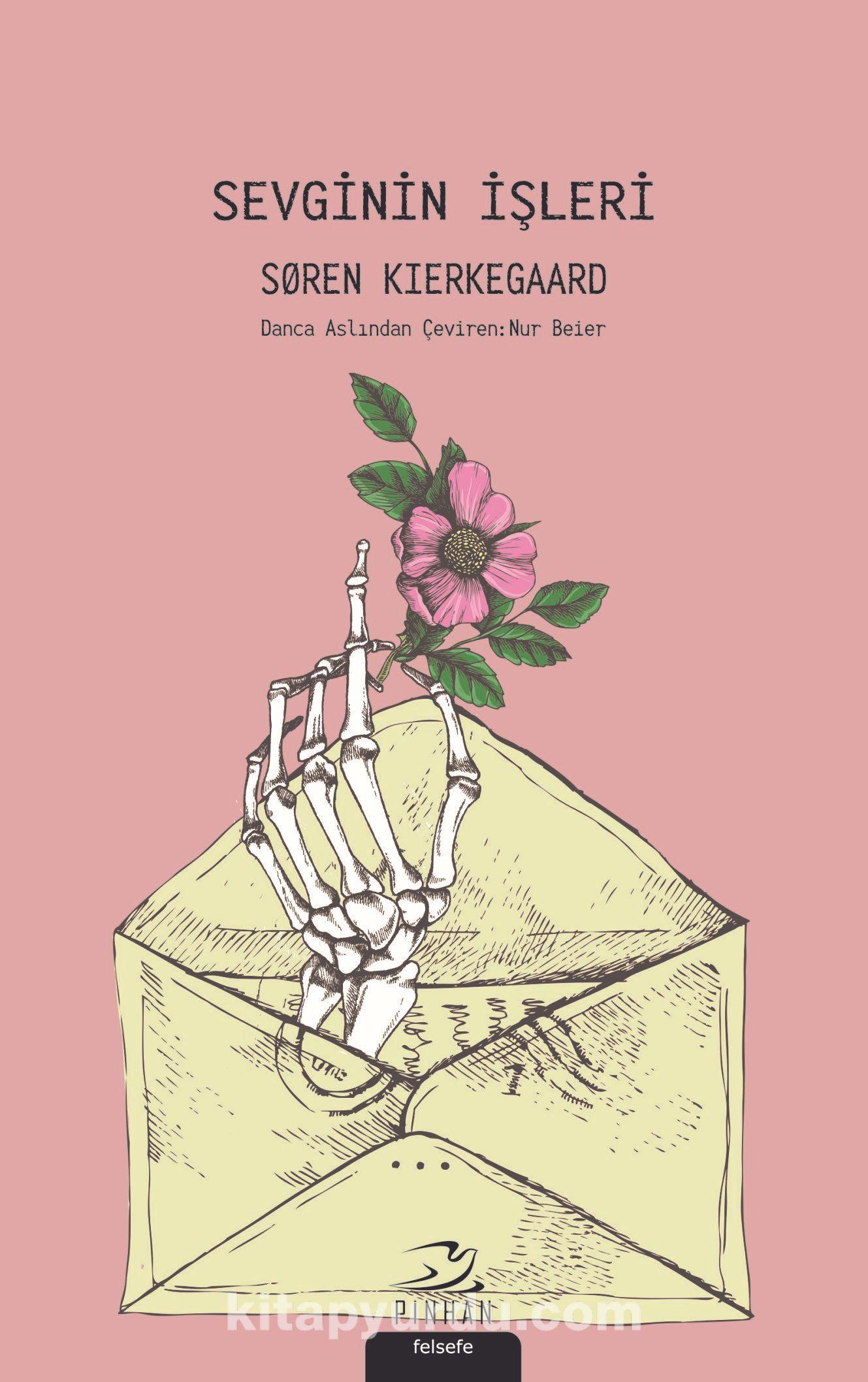 Sevginin İşleri - Soren Kierkegaard pdf epub