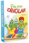Çıtı Pıtı Dinolar (10 Kitap)