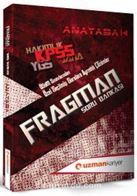 2016 KPSS Fragman Anayasa Soru Bankası (Tamamı Çözümlü)