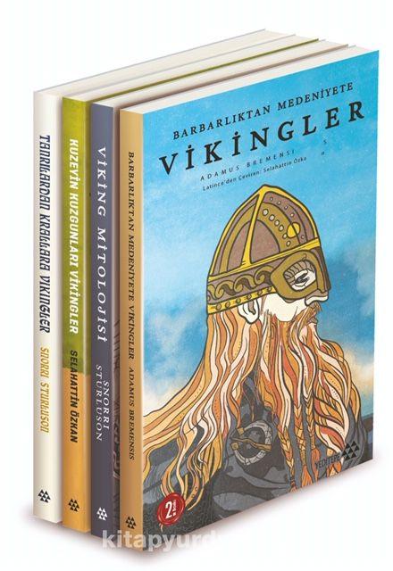 Viking Kitapları (4'lü Set) - Snorri Sturluson pdf epub