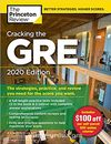 Cracking the GRE with 4 Practice Tests 2020 Edition