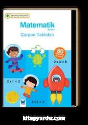 Öğrenmeyi Seviyorum - Matematik / Çarpım Tabloları
