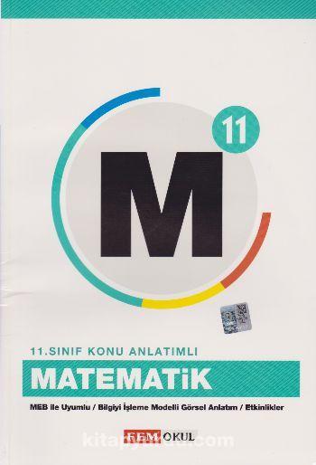 11. Sınıf Matematik Konu Anlatımlı - Kollektif pdf epub