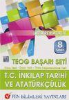 8. Sınıf TEOG Başarı Seti T.C. İnkılap Tarihi ve Atatürkçülük
