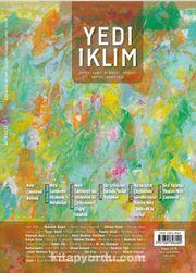 7edi İklim Sayı:361 Nisan 2020 Kültür Sanat Medeniyet Edebiyat Dergisi