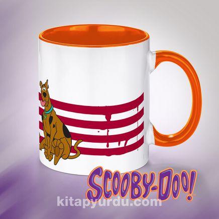 Porselen Kupa - Scooby Doo - Paint (BK-SD102) Lisanslı Ürün
