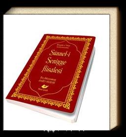 Sünnet-i Seniyye Risalesi (8409)  Bezcilt Kapak-Çanta Boy-Sayfa İçi Lügatçeli-İndexli-Ayvoril Kağıt)