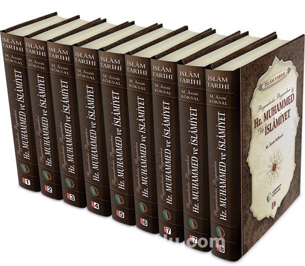 İslam Tarihi Sempatik Boy Kutulu Takım (8 Cilt) - M. Asım Köksal pdf epub