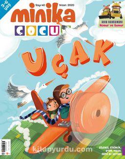 Minika Çocuk Aylık Çocuk Dergisi Sayı: 40 Nisan 2020