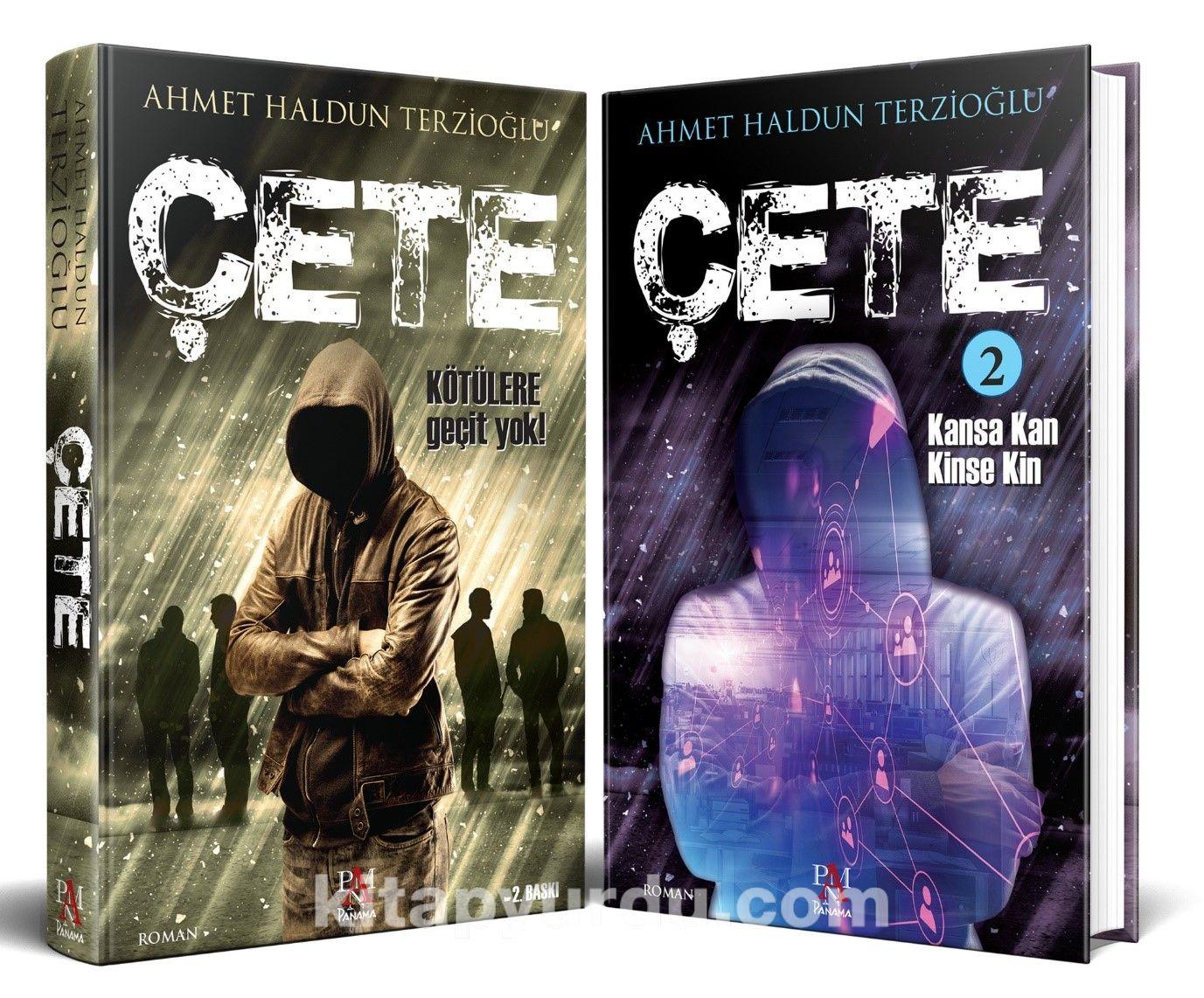 Çete Seti (2 Kitap) - Ahmet Haldun Terzioğlu pdf epub