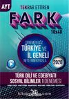 AYT Türk Dili ve Edebiyatı Sosyal Bilimler 1 Fark Tekrar Ettiren 10x40 Denemesi