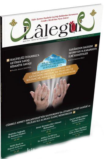 Lalegül Aylık İlim Kültür ve Fikir Dergisi Sayı:33 Kasım 2015