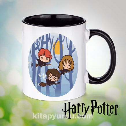 Porselen Kupa - Harry Potter - Friends  (BK-HP105) Lisanslı Ürün
