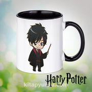 Porselen Kupa - Harry Potter - Chibi Harry (BK-HP107) Lisanslı Ürün