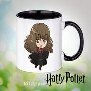 Porselen Kupa - Harry Potter - Chibi Hearmione (BK-HP109) Lisanslı Ürün