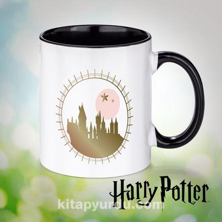 Porselen Kupa - Harry Potter - Hogwarts (BK-HP114) Lisanslı Ürün