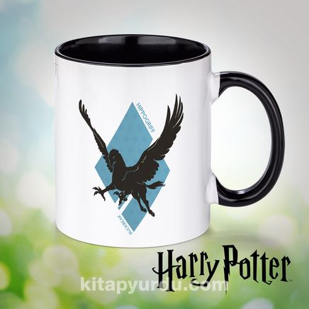 Porselen Kupa - Harry Potter - Hippogriff (BK-HP116) Lisanslı Ürün