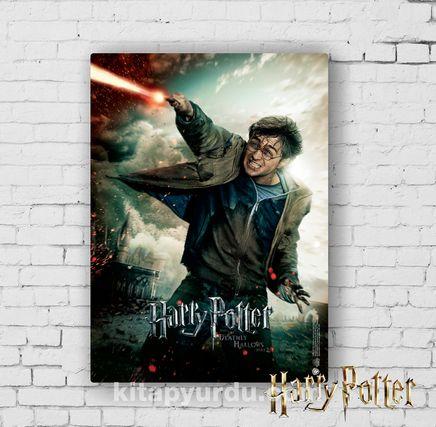 Ahşap Poster - Harry Potter - Harry Potter (BK-HP089) Lisanslı Ürün