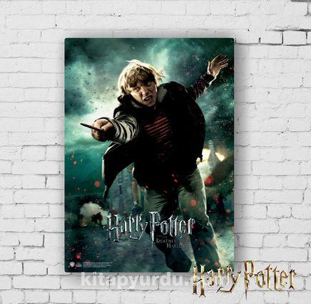 Ahşap Poster - Harry Potter - Ron Weasley (BK-HP090) Lisanslı Ürün